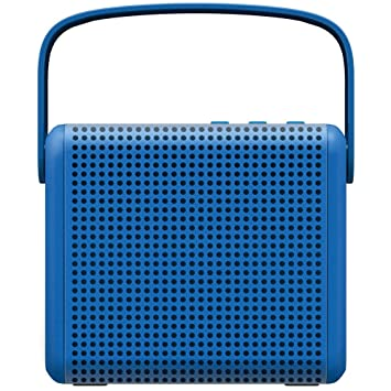 Mipow Boom Enceinte portable 3 W x 2 Bleu