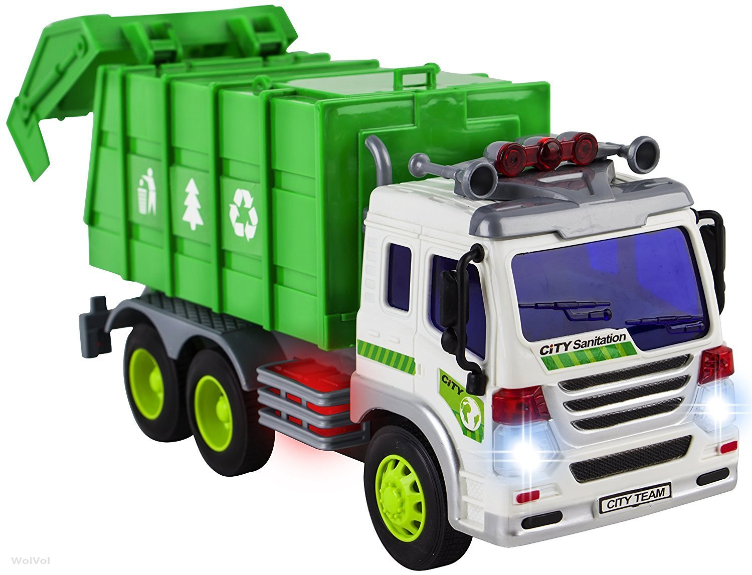 Buy Garbage Truck Toy Now!