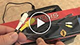 Classic Game Room - SEGA GENESIS A/V CABLE MK-1634...