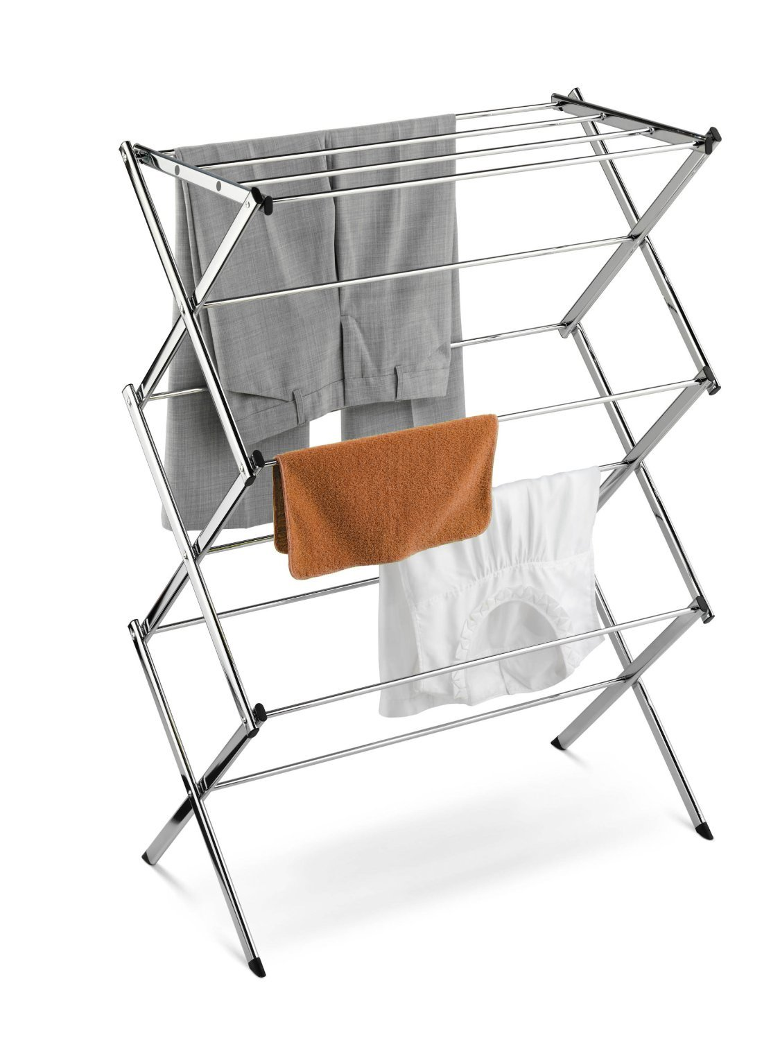 Folding Clothes Drying Rack Laundry Drying Garment
