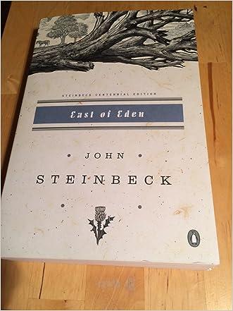 East Of Eden - John Steinbeck Centennial Edition (1902-2002)