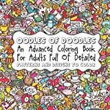 Lilt Kids Coloring Books Oodles of Doodles: An Advanced Coloring Book For Adults Full Of Detailed Patterns: Volume 38 (Sacred Mandala Designs and Patterns Coloring Books for Adults)