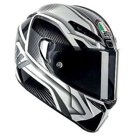 AGV Gt Veloce Txt moto casque rouge