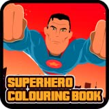 Superhero Coloring Book thumbnail
