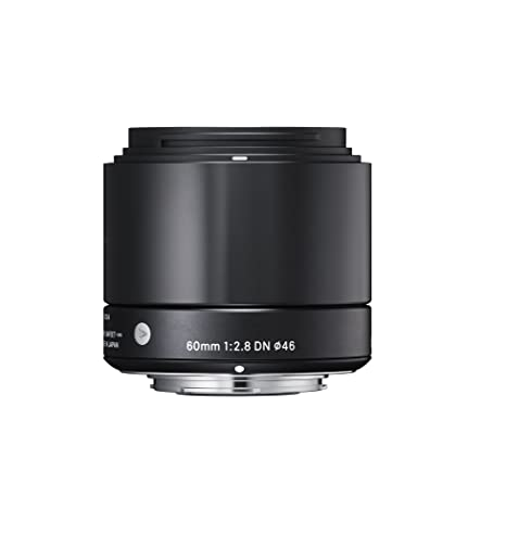 Sigma Objectif 60 mm F2,8 DN ART - Monture Micro 4/3 Noir