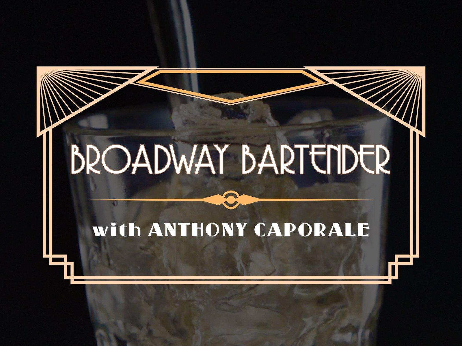 Broadway Bartender - Season 1