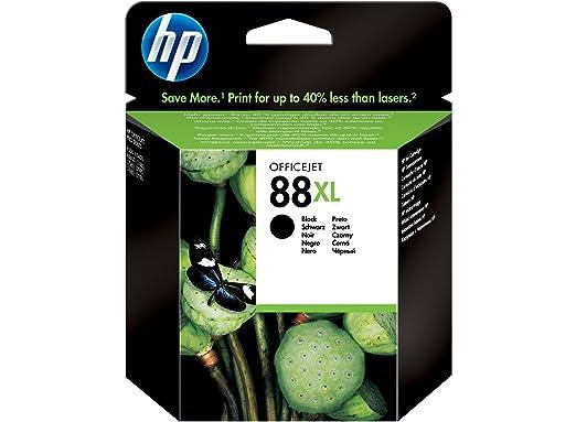 Hp 88xl Black Ink Cartridge Bli