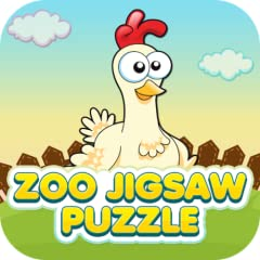 Zoo Jigsaw Puzzle for Kids