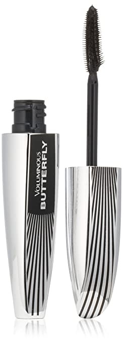 Buy L Oreal Paris Voluminous Butterfly Mascara, Blackest Black ...