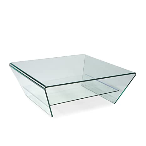 Tocca Glass Coffee Table