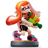 Inkling Girl amiibo - Japan Import (Splatoon Series) (Color: Inkling Girl)