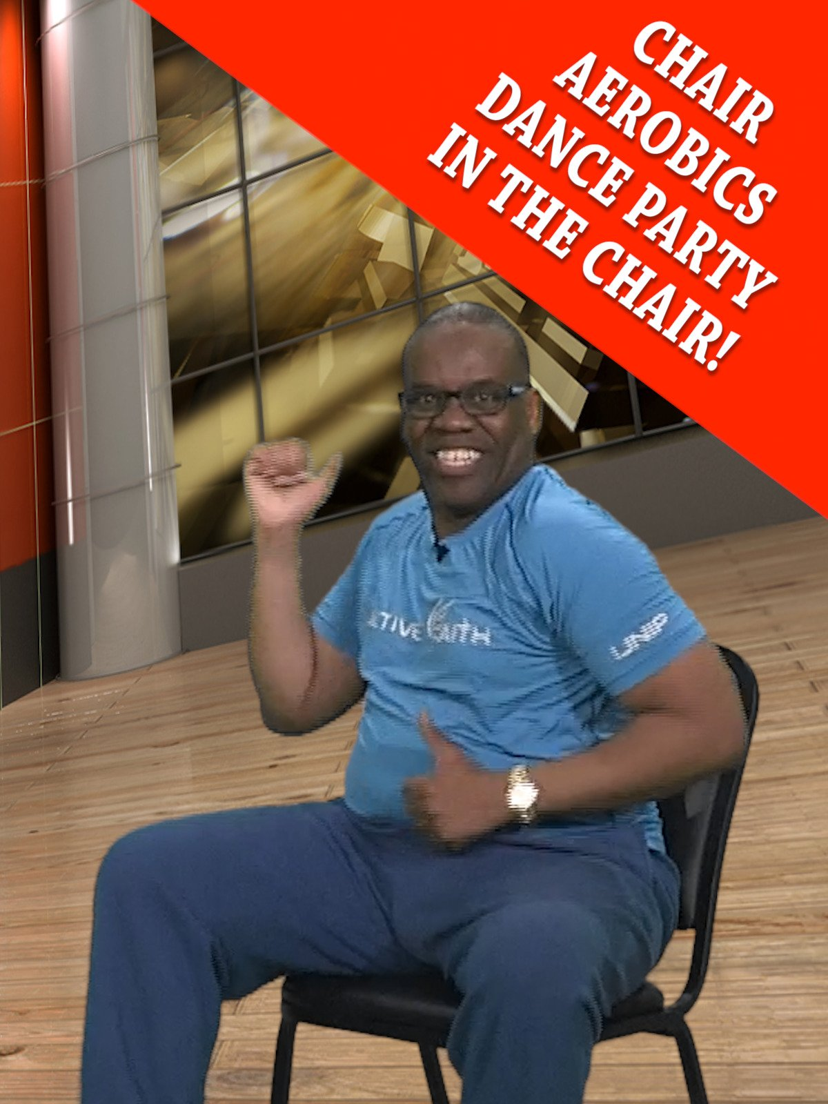 Chair Aerobics Dance Party In The Chair on Amazon Prime Video UK