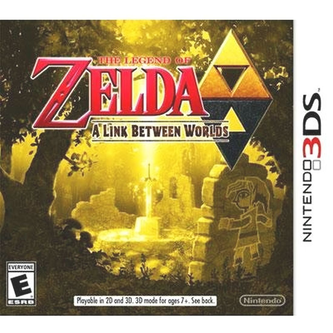 The Legend of Zelda: A Link Between Worlds - Nintendo 3DS herbert george wells the war of the worlds