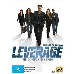 Leverage: Complete Series