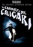 The Cabinet of Dr. Caligari (Restored Kino Edition) (Silent)