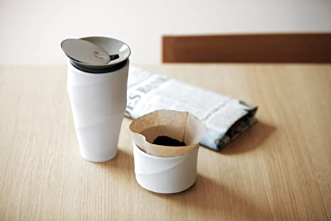Coffee Tumbler Amazon Coffee Tumbler White