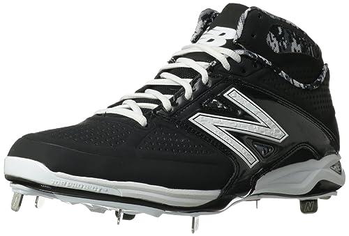 Men's Name Brand New Balance M4040 Metal Mid Baseball Shoe Cheap Price Multi Color Options