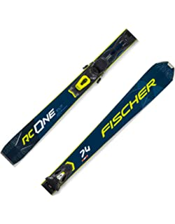 FISCHER RC ONE 74 GENUSSCARVER SKI Ausrüstung, TOP WINTERSPORT ARTIKEL
