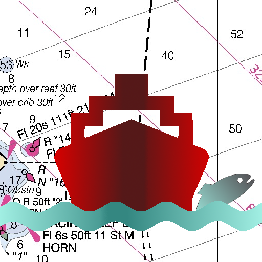 Marine-Navigation-Netherlands-MarineNautical-Charts