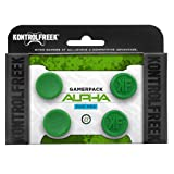 KontrolFreek GamerPack Alpha Thumb Grips for PlayStation 4 Controller (PS4)