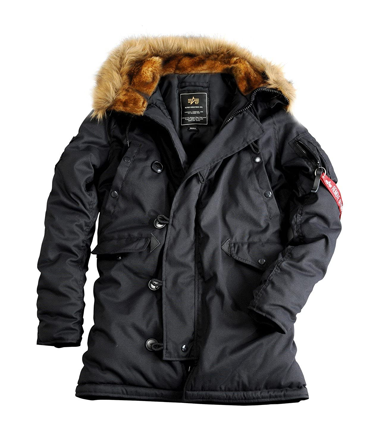 Alpha Industries Explorer Women Jacke Parka Wintermantel 60343 günstig kaufen
