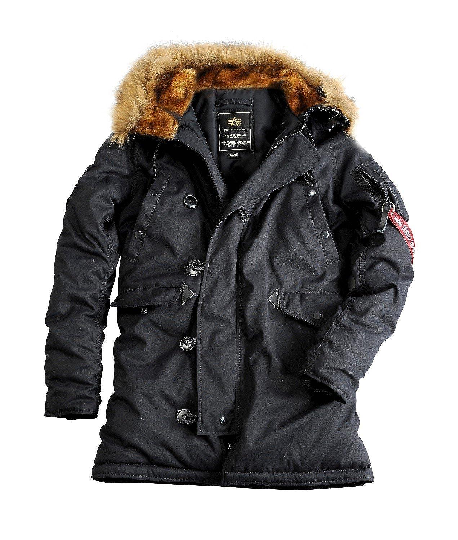 Alpha Industries Explorer Women Jacke Parka Wintermantel 60343