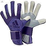 adidas Mens ACE Next GEN BONDING Goalkeeper Gloves Collegiate Purple/Purple for Soccer (Color: Purple, Tamaño: 7.5)