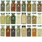 Simply Organic Gourmet Top 24 Spices Set (Tamaño: Set of 24)
