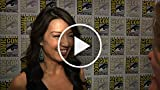 Comic Con 2013 - Ming-Na Wen on Agents of SHIELD