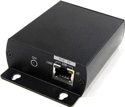 Cablematic - PoE LAN Extender et Repeater pour 100 m supplémentaires