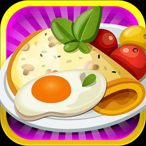 Breakfast Maker - Break Fast Cooking Games For Girls. front-78681