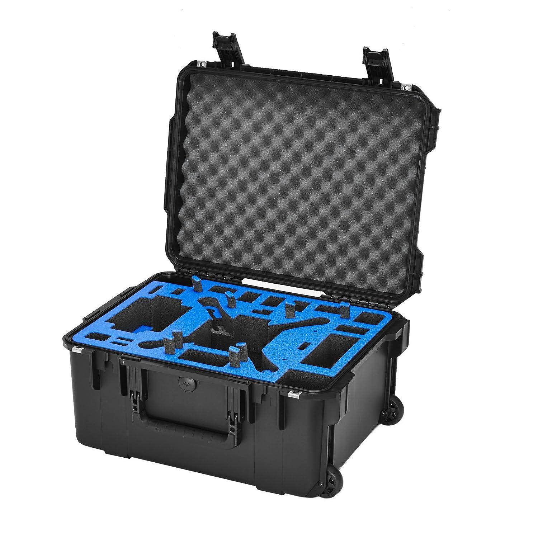 Go Professional XB-DJI-Plus Wheeled Hard Case for DJI Phantom