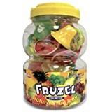 Fruzel Assorted Natural Fruit Juice Jelly Cups 51 Ounces (Tamaño: X-Large)