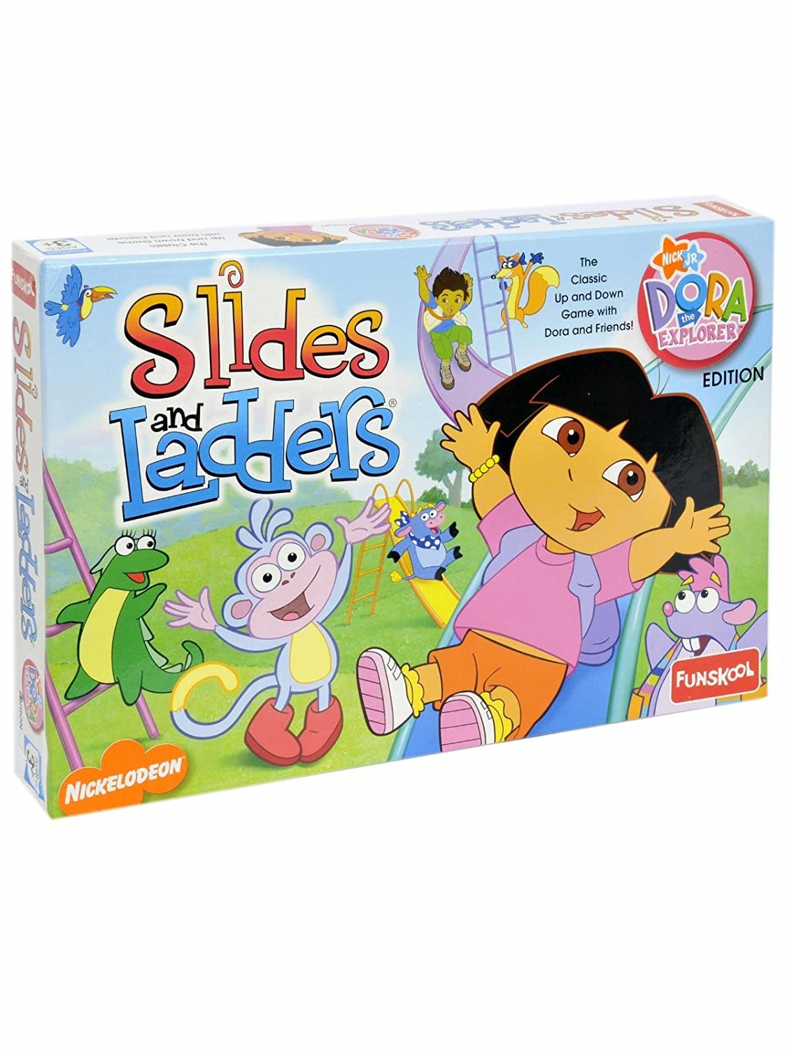 Dora games coloring in online - Buy Funskool Dora Slides And Ladder Online At Low Prices In India Amazon In