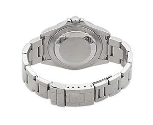82499a67438 Rolex Explorer II Automatic-self-Wind Male Watch 16570 (Certified Pre-Owned)