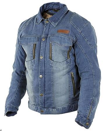 Tril obite parado Jean veste de Homme Bleu
