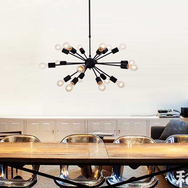 OOFAY LIGHT® Einfache Und Elegante Weinlese Leuchter 18 Europäischen Kronleuchter  Kronleuchter Schlafzimmer Wohnzimmer Restaurant Kronleuchter Günstig ...