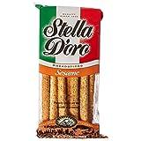Stella D'oro Breadsticks, Sesame, 6 Ounce (Pack of 12)