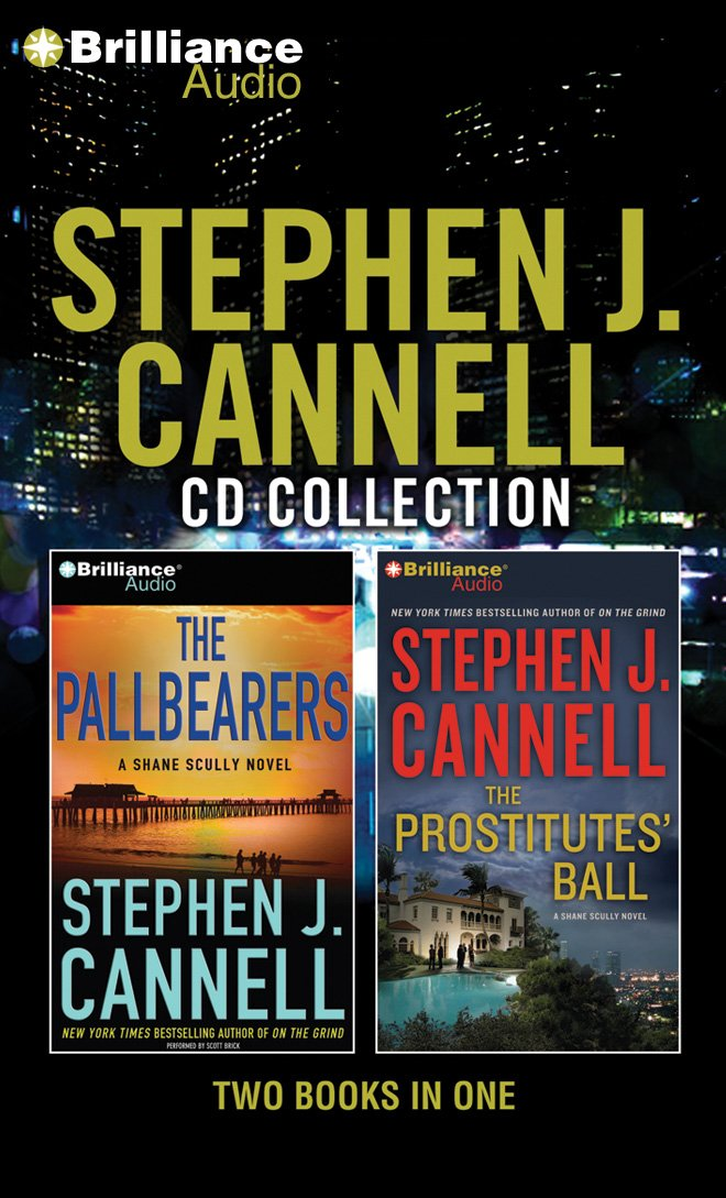 Shane Scully series Book 1 - 11 - Stephen J Cannell