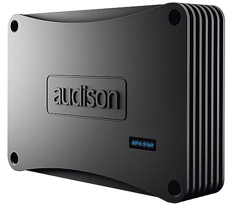 Audison AP 4.9 bit Amplificateur DSP 4 canaux de 120 W