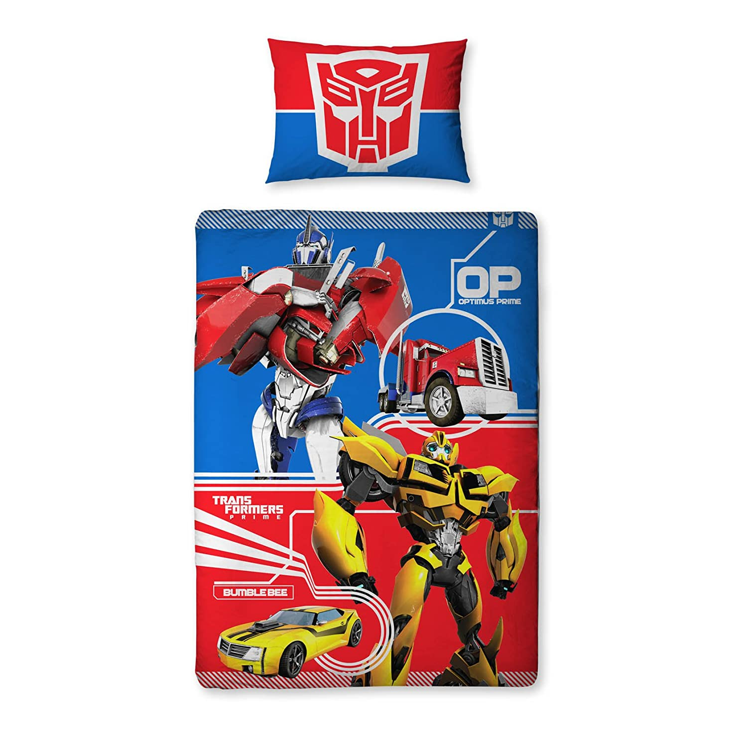 Transformers Bedding Totally Kids Totally Bedrooms