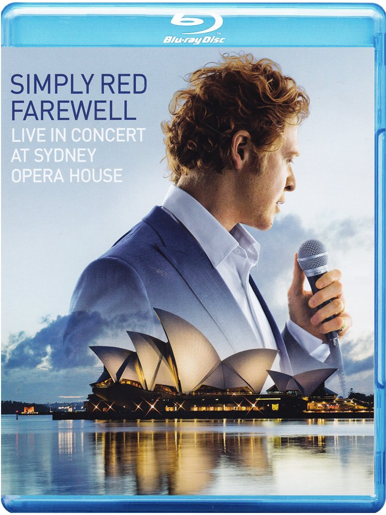 Simply Red – 2010 Farewell: Live in Sydney Opera House (2011) BLU-RAY 1080I AVC DTS-HD MA 5.1