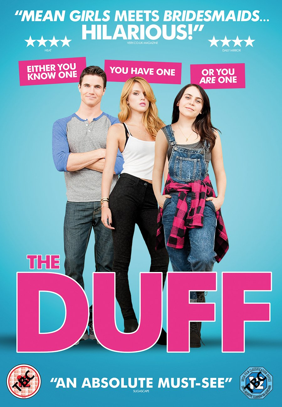 The DUFF (2015)  Comedy (BLURAY) added