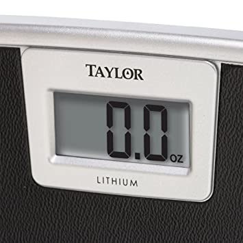 Taylor 7329-4072 Precision Digital Bathroom Scale