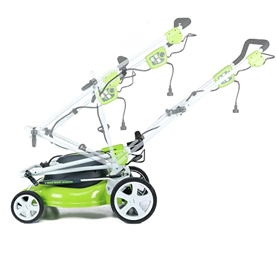 GreenWorks 25022 Corded Lawn Mower Review