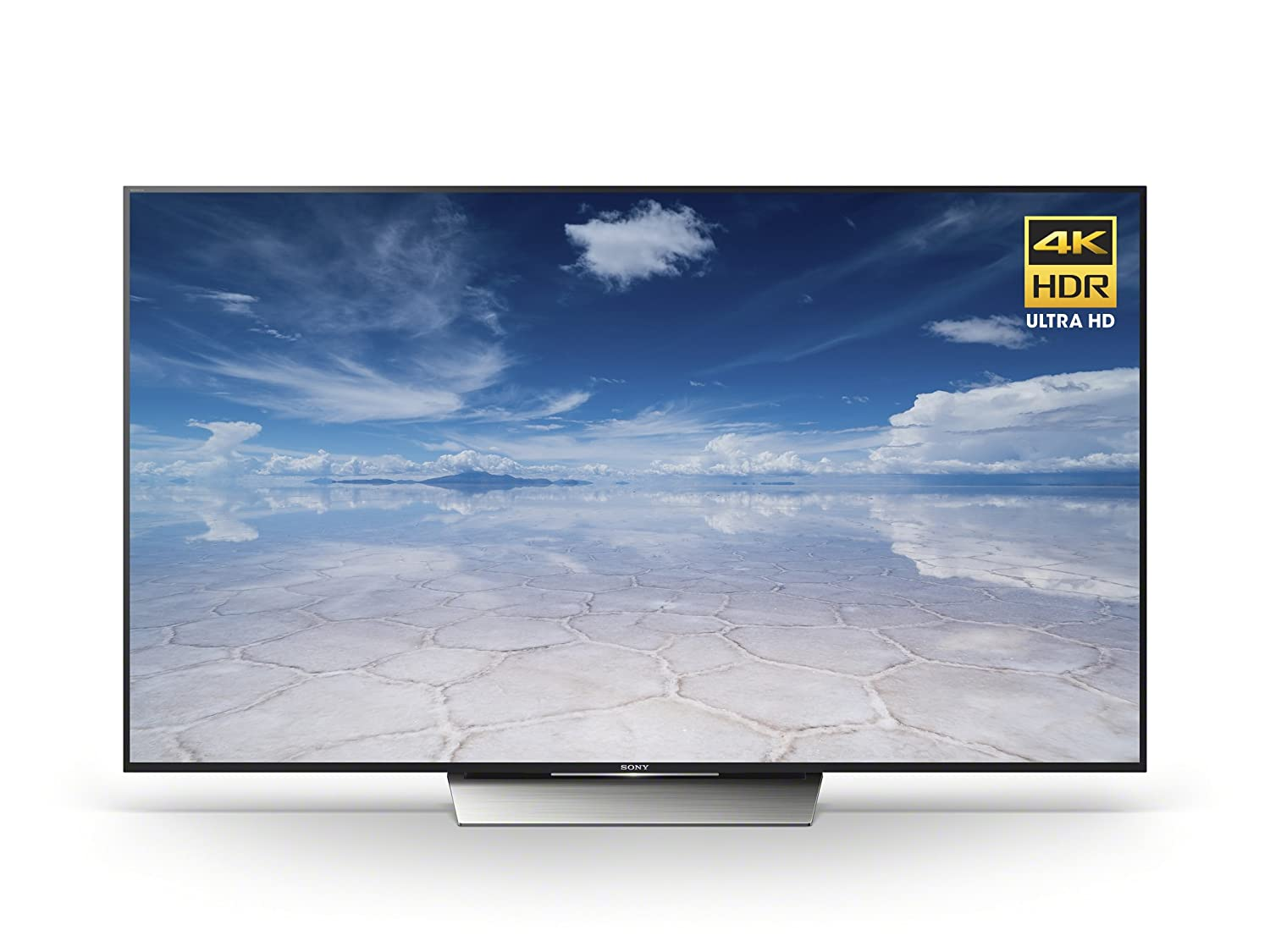 Sony XBR55X850D 55-Inch 4K HDR Ultra HD TV (2016 model)