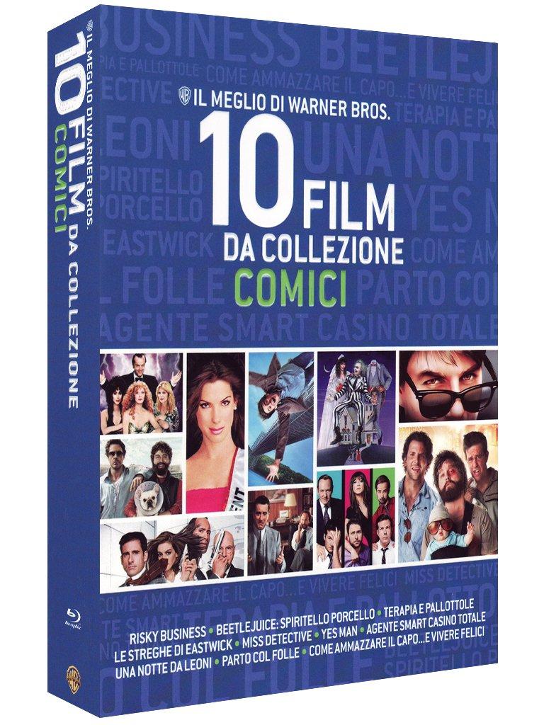 Warner Bros. - 10 Film Da Collezione Comici (10 Blu-Ray)