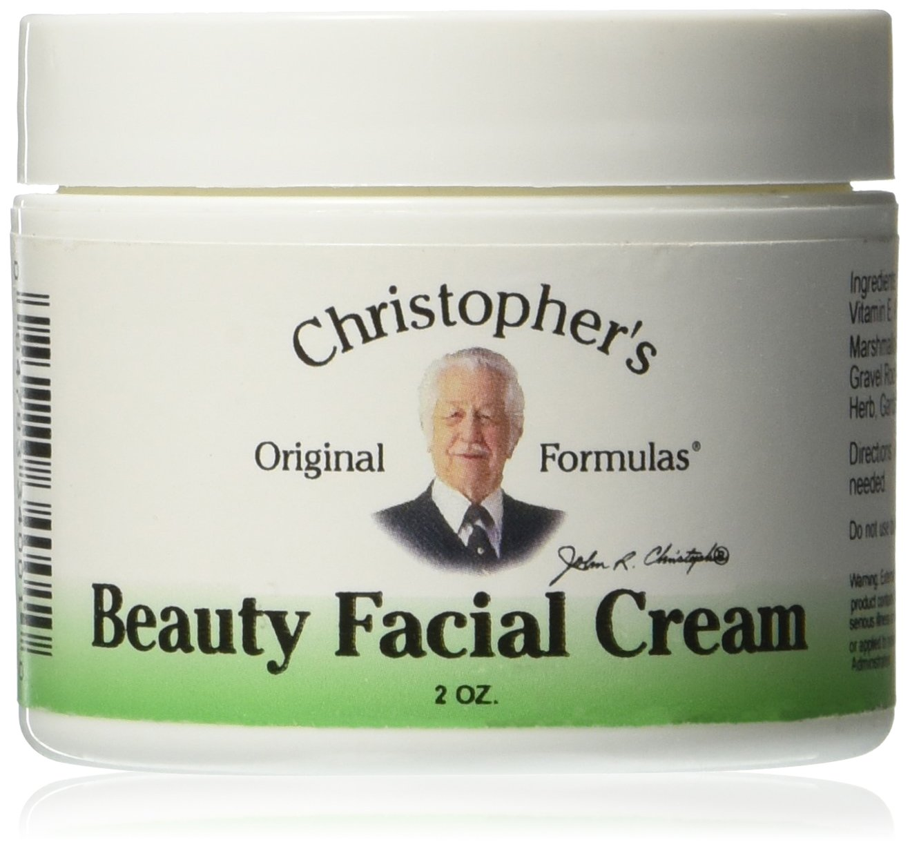 Dr. Christopher's Dr. Christophers Formulas Ointment Beauty Facial Cream