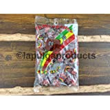 Mexican Candy Tamborines Spicy Tamarind Chily Flavor 30 Pcs 4.76 oz (Tamaño: 76.16 Ounces)