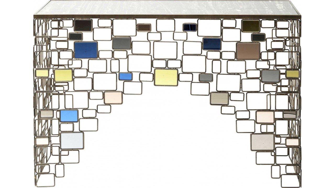 Kare 80077 Konsole Brick Deluxe 110 x 35 cm
